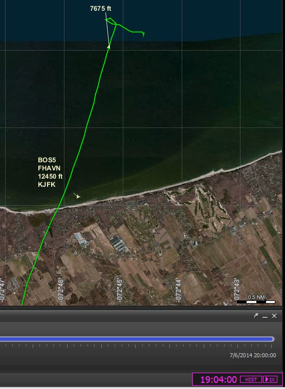 N79ZR Accident Evaluation